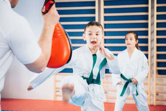Fitness, Oh's Martial Arts