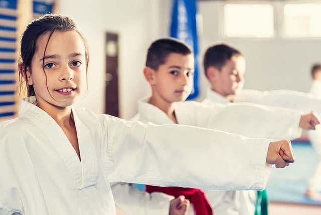 Kidsadhdjpg, Oh's Martial Arts