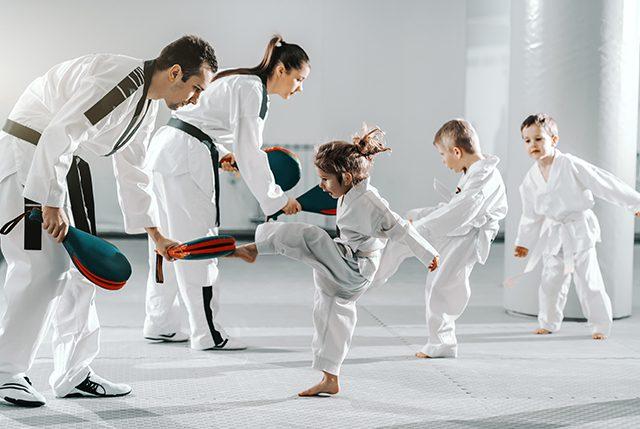 Adhdtkd3, Oh's Martial Arts