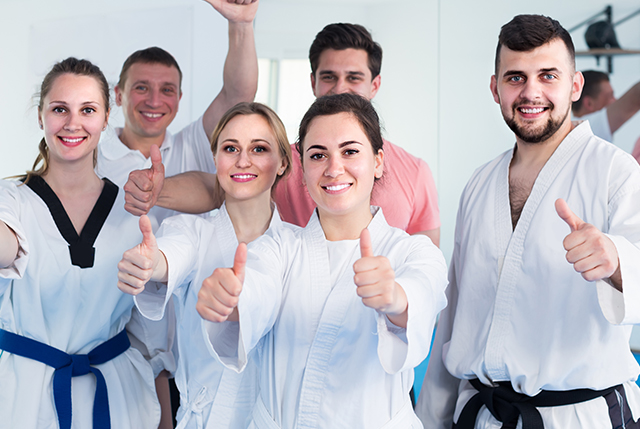 Karateadult1.2, Oh's Martial Arts